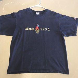 1996 Champion Atlanta Olympics Tee